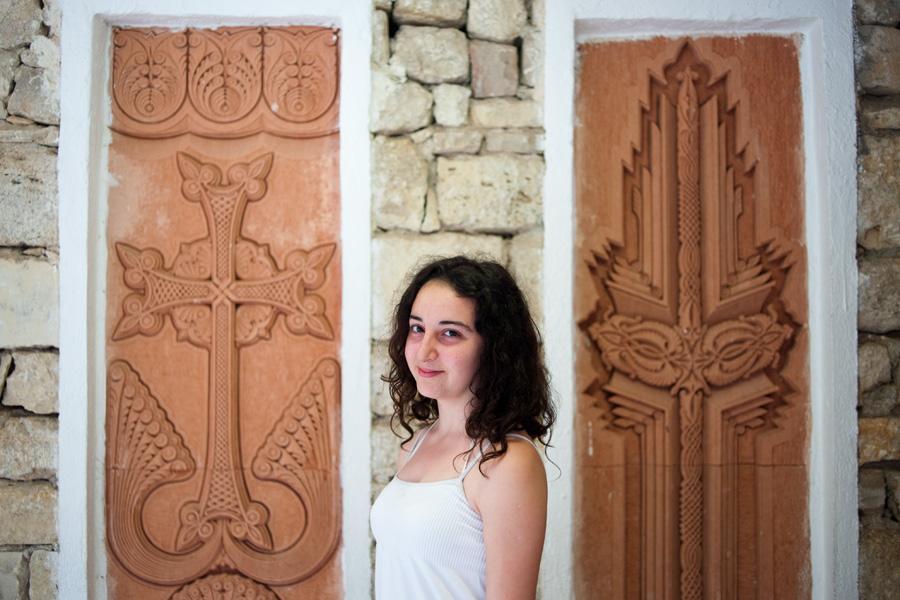 Melina Kartun of Vakifli