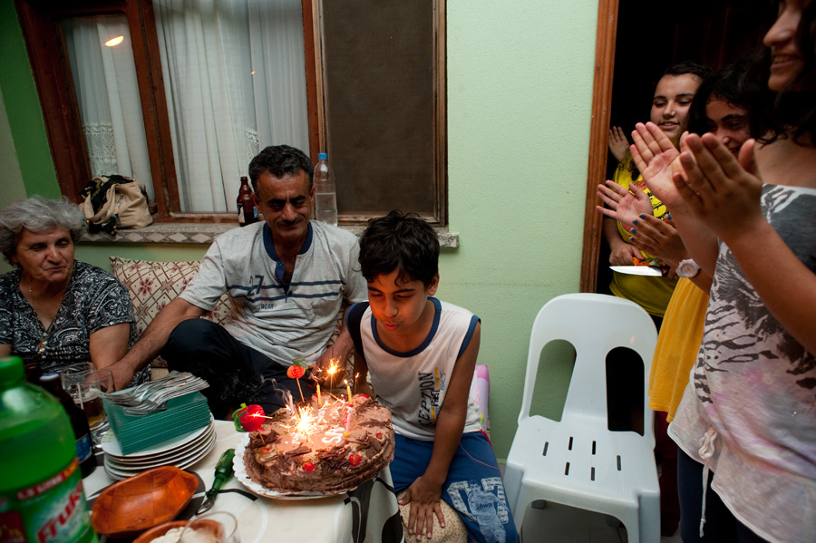 Sarkis's Birthday