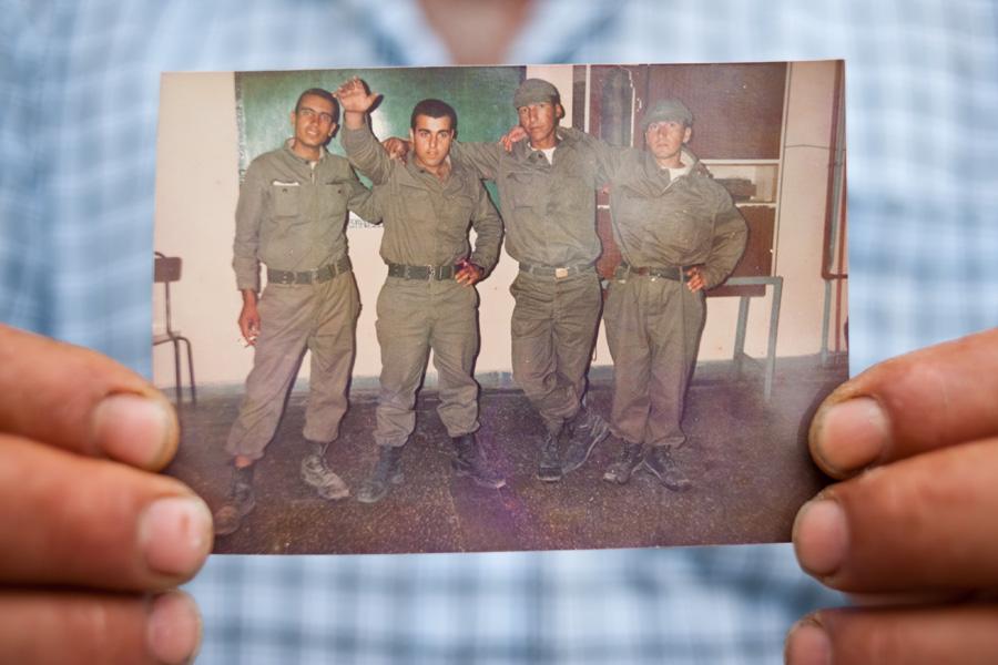 Conscript Garabet