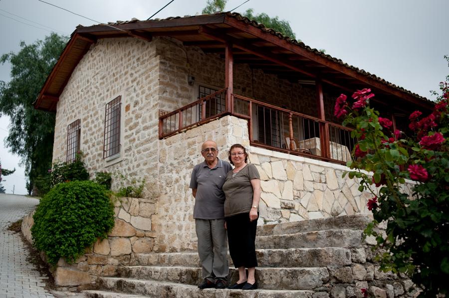Bogos and Mari Silahli of Vakifli